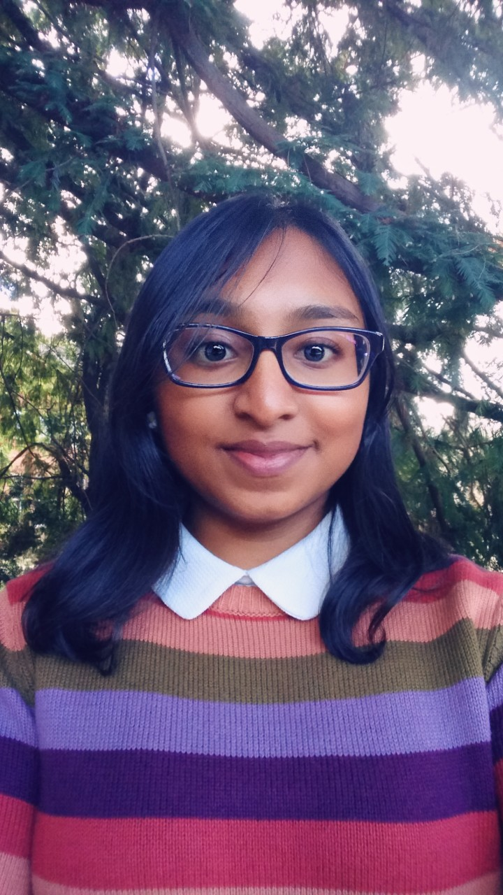 Featured researcher - Meena